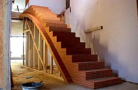 Rental stairs