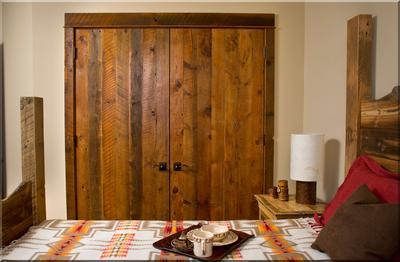 Doors & Bedframe